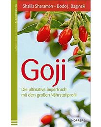 Buch: Goji - Die ultimative Superfrucht