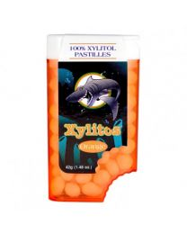 Xylitos Bonbons Orange, 42 g