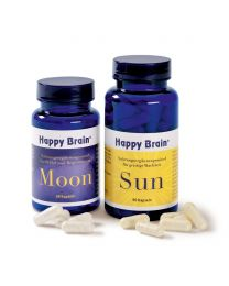 Happy Brain Sun + Moon, 150 Kapseln