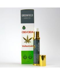 Vollspektrum CBD 5%, 10 ml